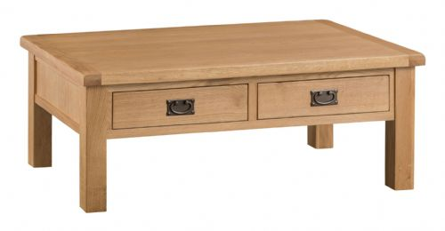 Cornish Oak Large Coffee Table